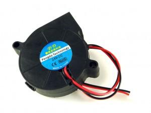 Вентилятор-турбина 50x15, 24В