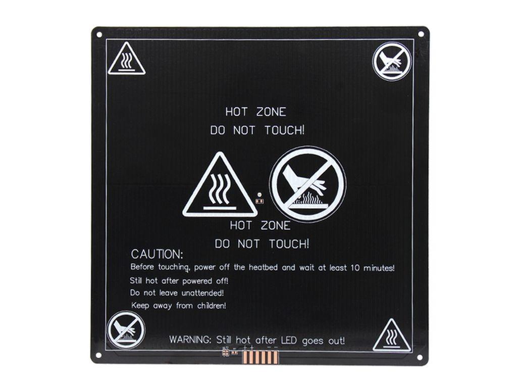 Алюминиевый нагревательный стол MK3