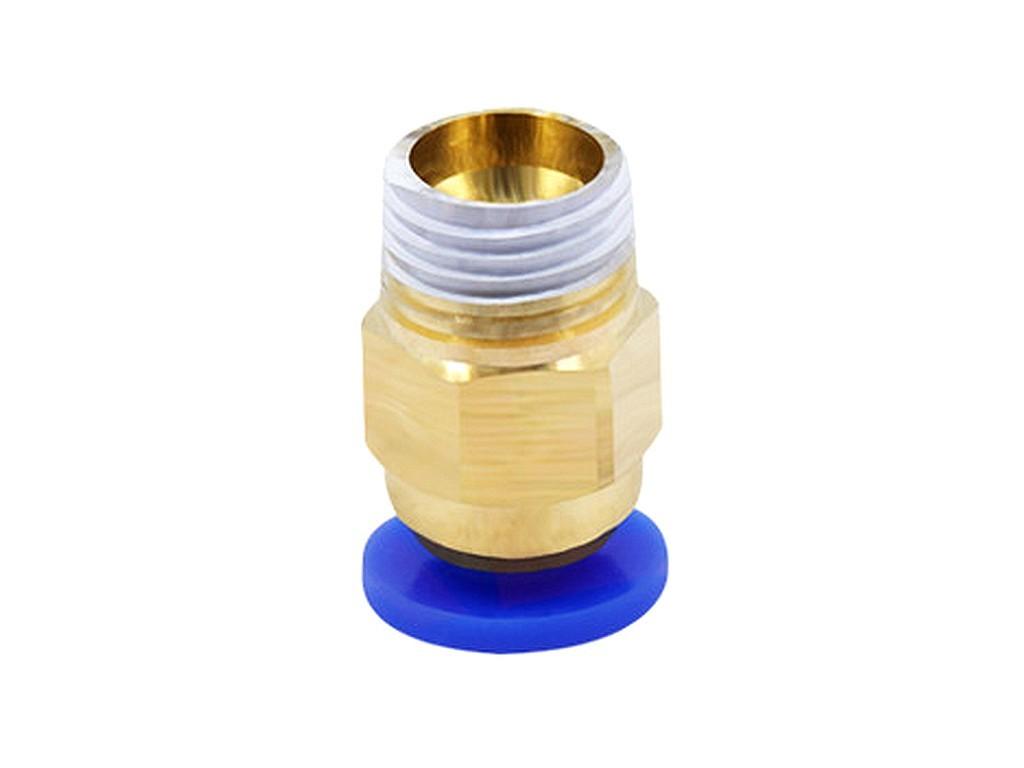 Фитинг для трубки подачи пластика, М10