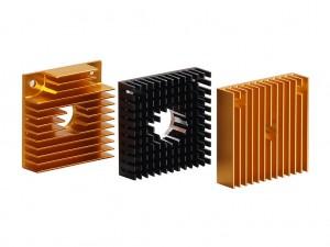 Радиатор для экструдера MK8/MakerBot