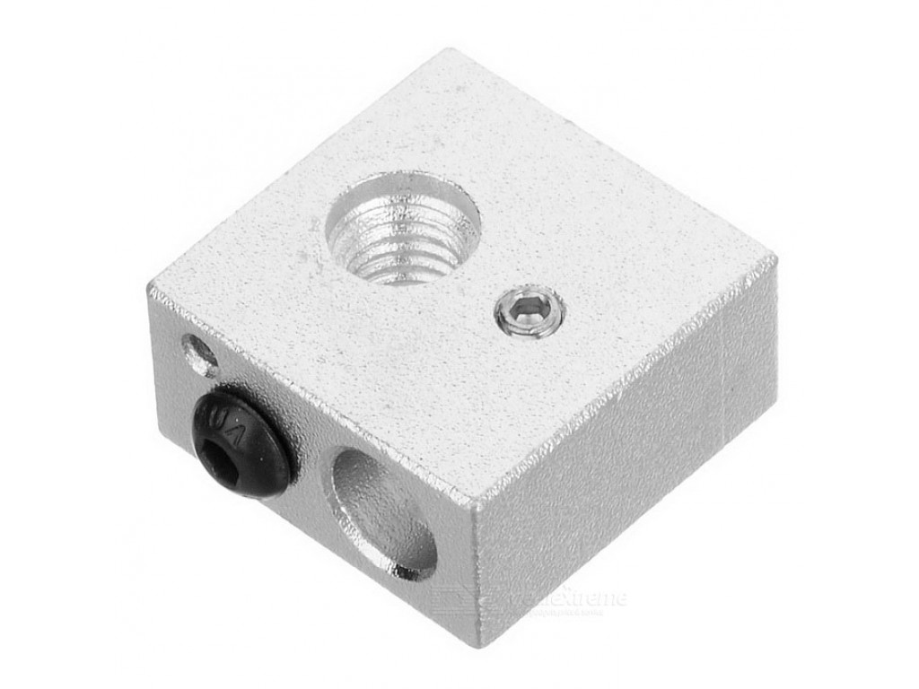 Блок нагревателя для экструдера MK8