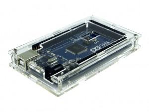 Корпус для Arduino Mega, оргстекло