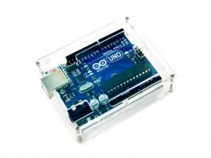 Корпус для Arduino Uno, оргстекло