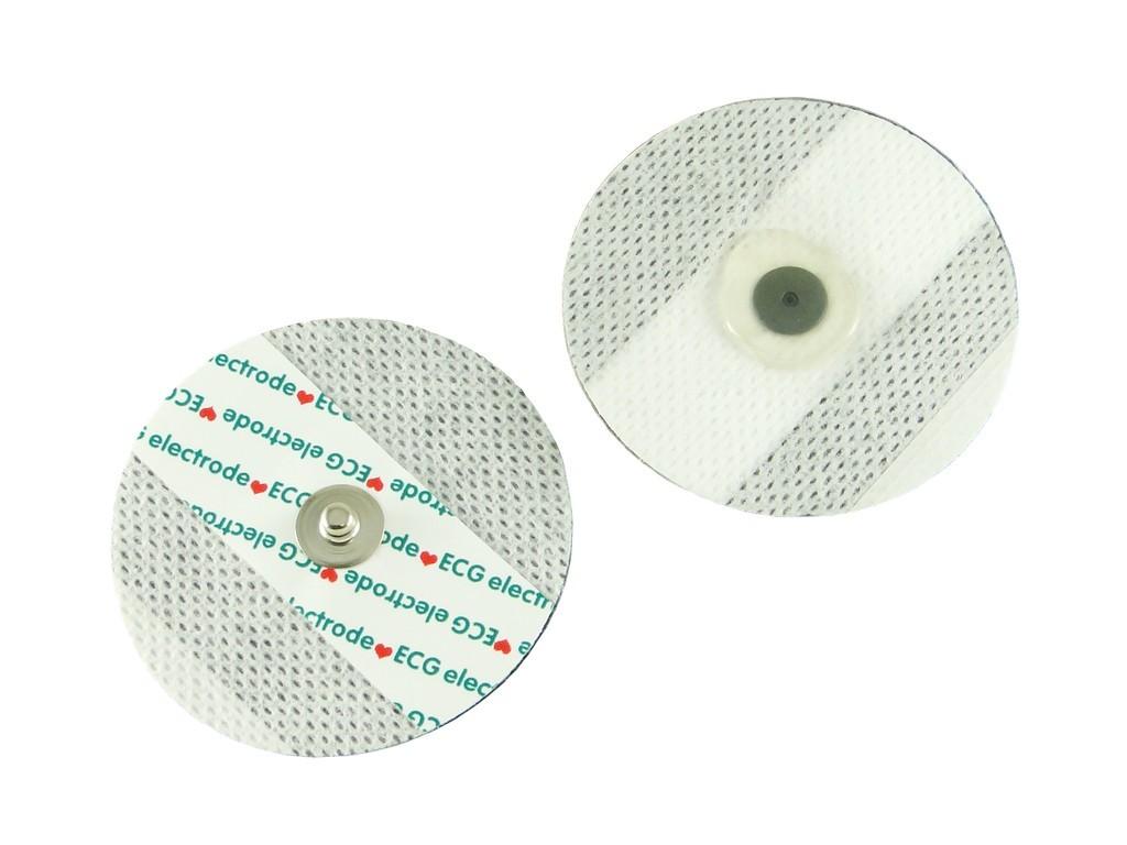 Электроды для ЭКГ, одноразовые