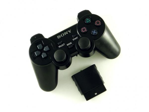 Геймпад PS2 беспроводной