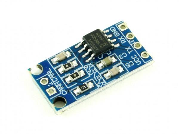 Преобразователь интерфейса CAN-UART CH2