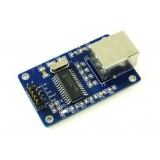 Модуль Ethernet с SPI интерфейсом