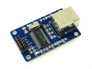 Модуль Ethernet с SPI интерфейсом, CH1