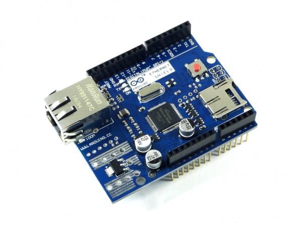Модуль Ethernet W5100 R3 для Arduino