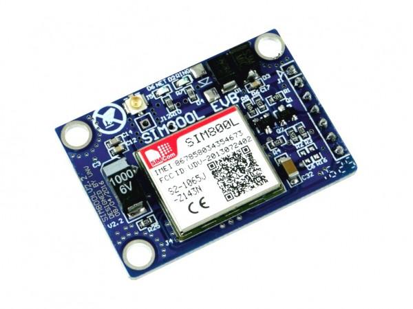 Модуль GSM/GPRS связи SIM800L, SMA