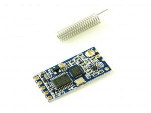 Радиомодем HC-12 SI4438/4463