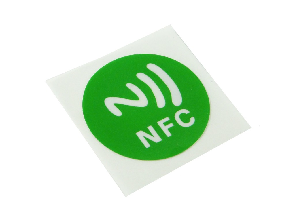 NFC метка-наклейка типа NFC213, 144 байта