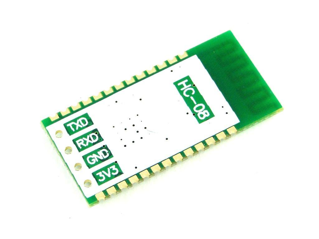 Bluetooth модуль HC-08 (BLE) под пайку
