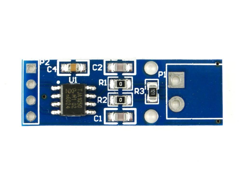 Преобразователь интерфейса CAN-UART