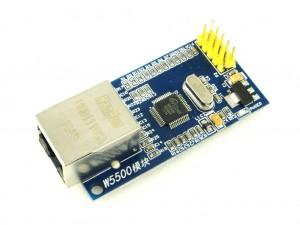 Модуль Ethernet с SPI интерфейсом W5500