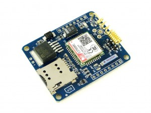 Модуль GSM/GPRS связи SIM800C с Bluetooth без SMA