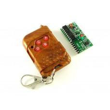 Радиомодуль 433МГц, MX-05V/XD-RF-5V (приемник и передатчик)