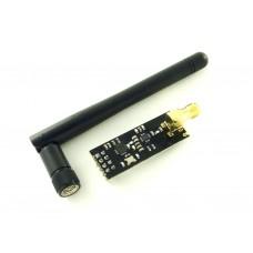 Радиомодуль NRF24L01P с усилителем CH1