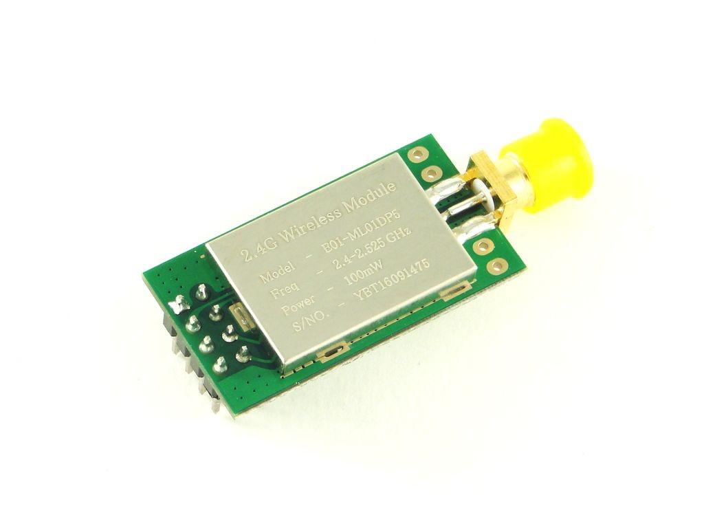 Радиомодуль NRF24L01P с усилителем CH2