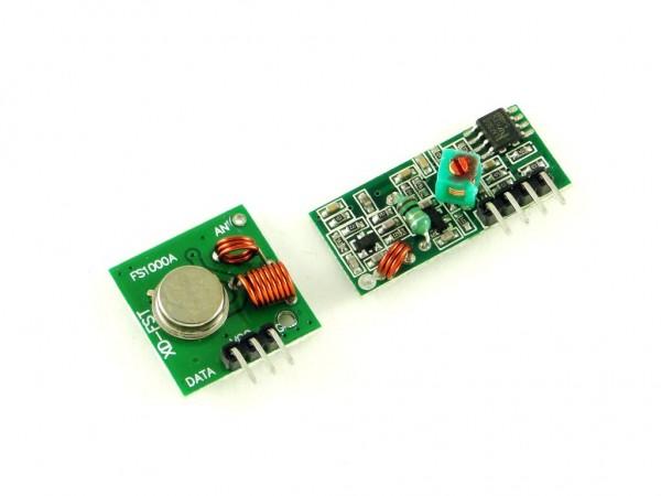Радиомодуль 315МГц, приемник и передатчик