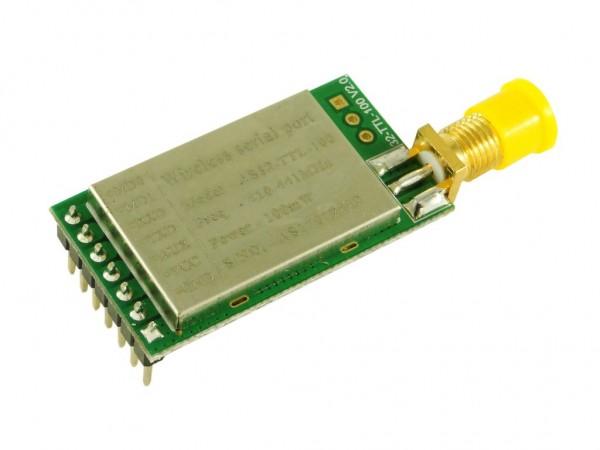 Радиомодуль SX1278 с усилителем, 433МГц, 3000м