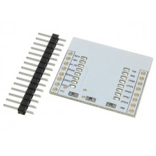 Макетная плата для WiFi модуля ESP-07