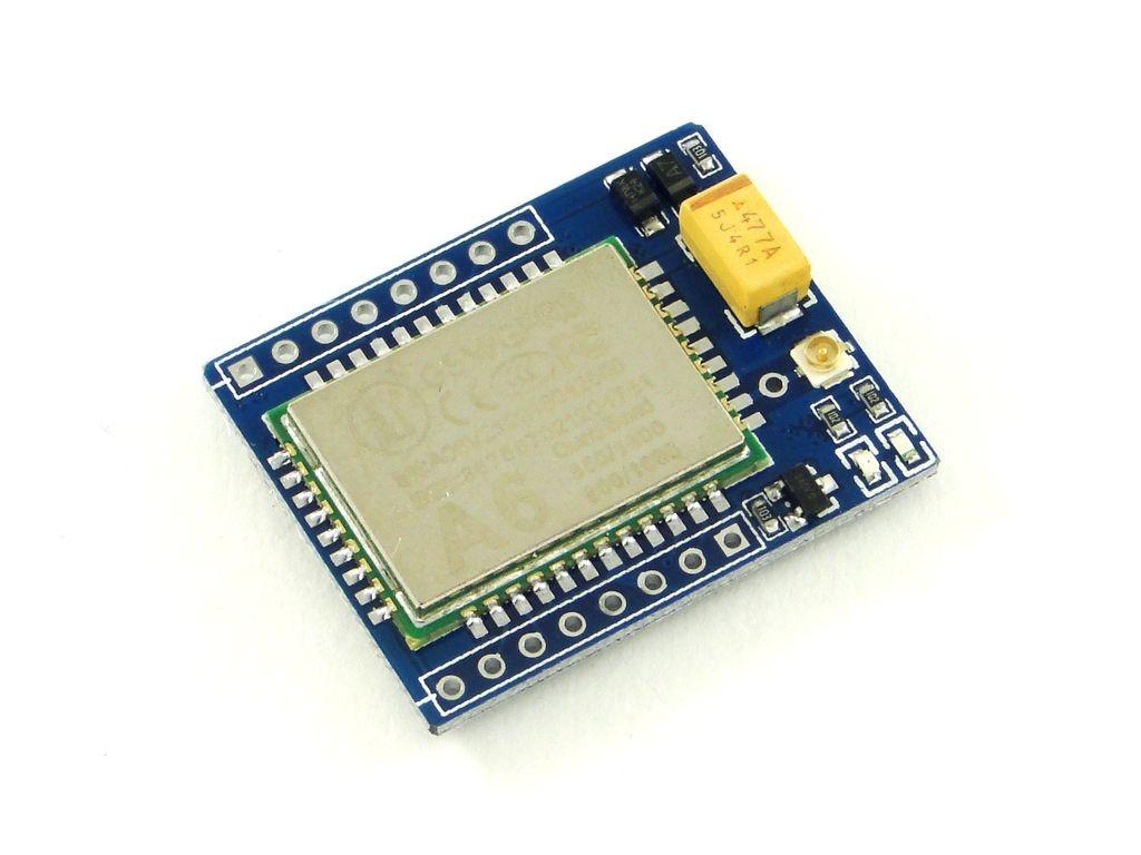 Модуль GSM/GPRS связи A6