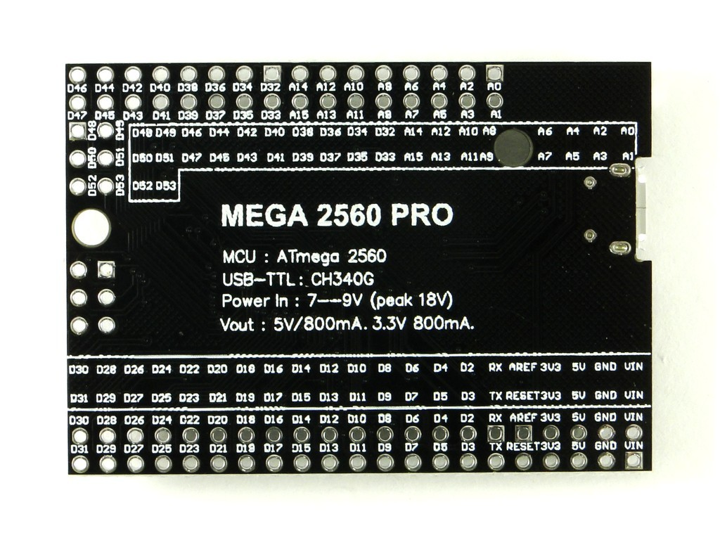Arduino Mega 2560 Mini (CH340)