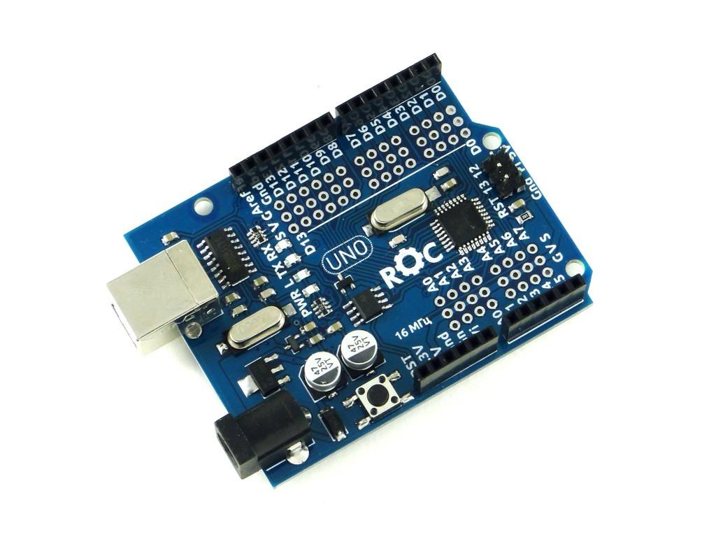 Arduino Uno (CH340), ROC