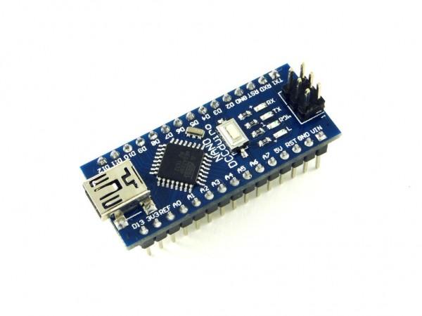 Arduino Nano V3.0 с кабелем (CH340)
