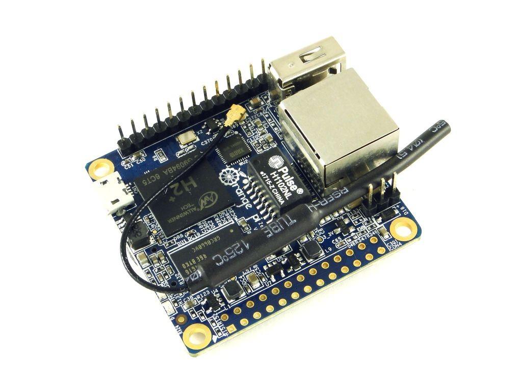 Микрокомпьютер Orange Pi Zero