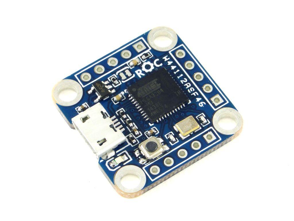Контроллер Лео-микро на основе Atmega32U4, ROC