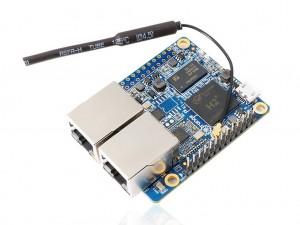 Микрокомпьютер Orange Pi R1