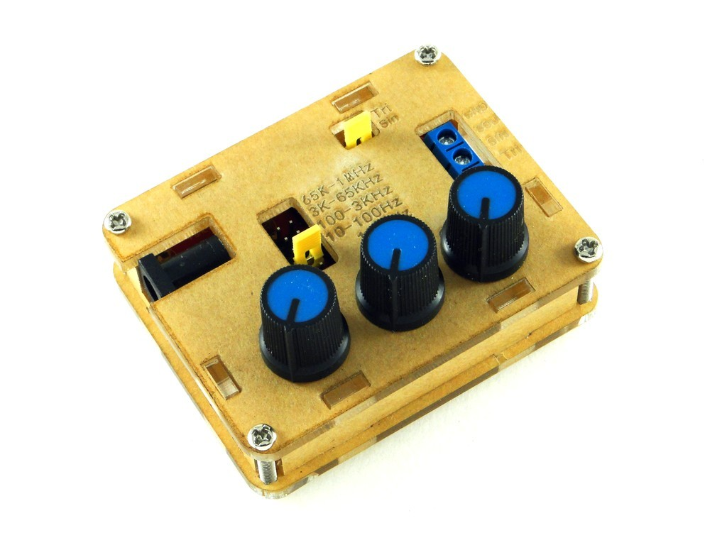 Набор для сборки генератора сигнала (ЦВС)