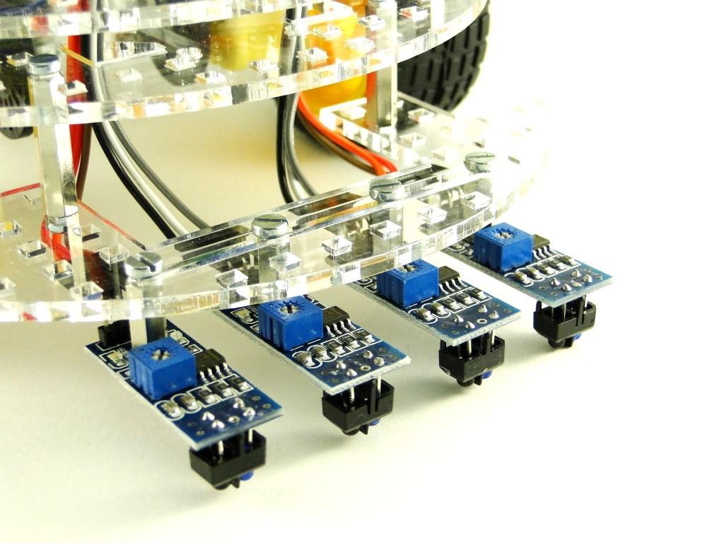 Колесный робот МР-К-2