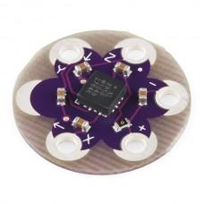 Arduino LilyPad акселерометр ADXL335