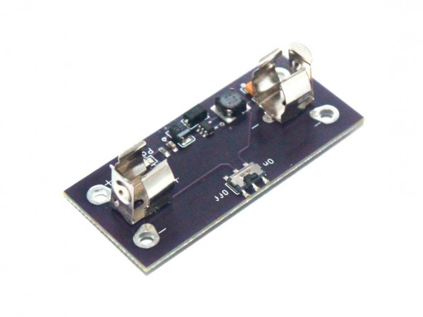 Arduino LilyPad отсек для батареи ААА