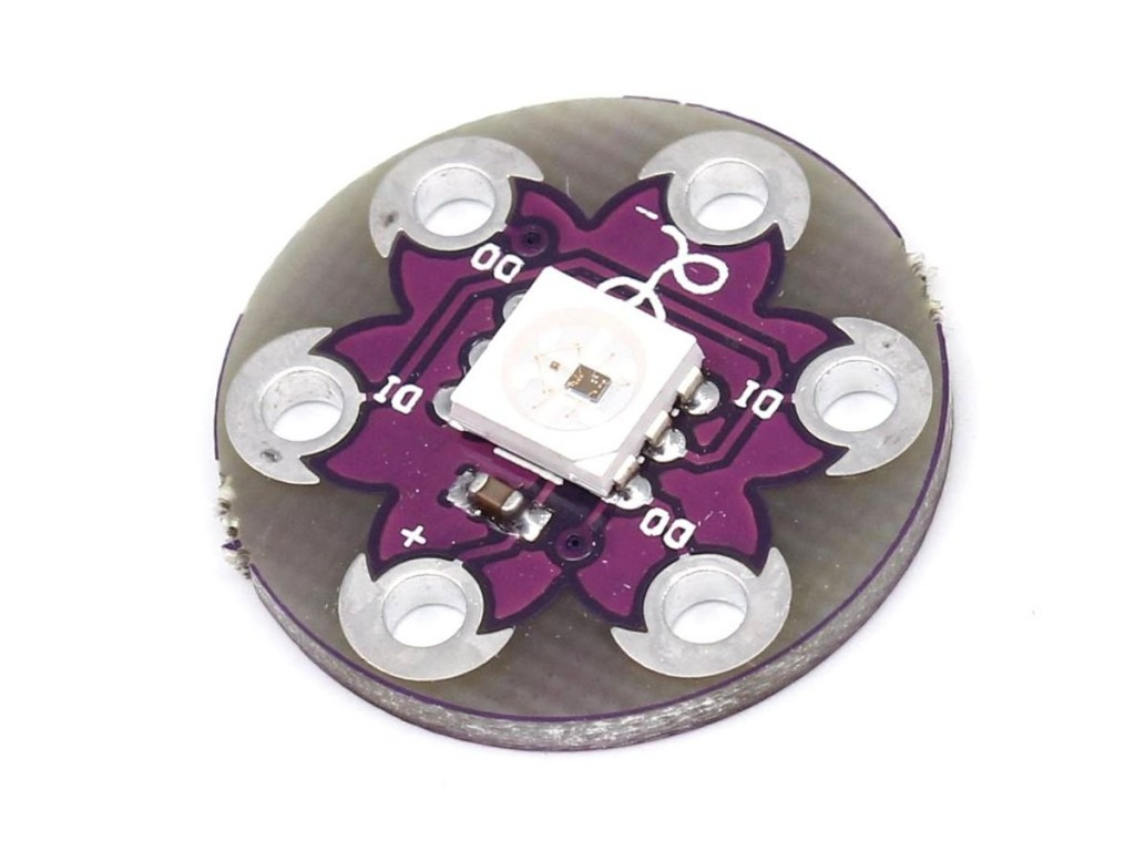 Arduino LilyPad светодиод, WS2812