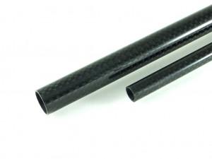 Углепластиковая трубка В = 13/15 мм, 1 метр