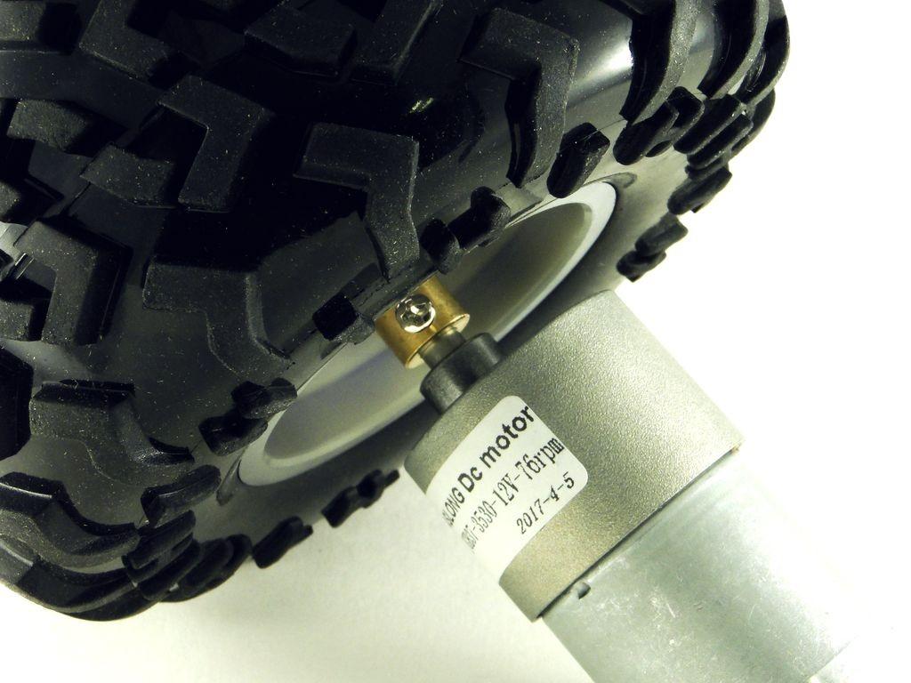 Втулка для крепления колеса, 18мм