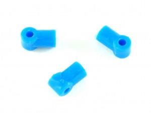 Пластиковый фиксатор, D = 2мм