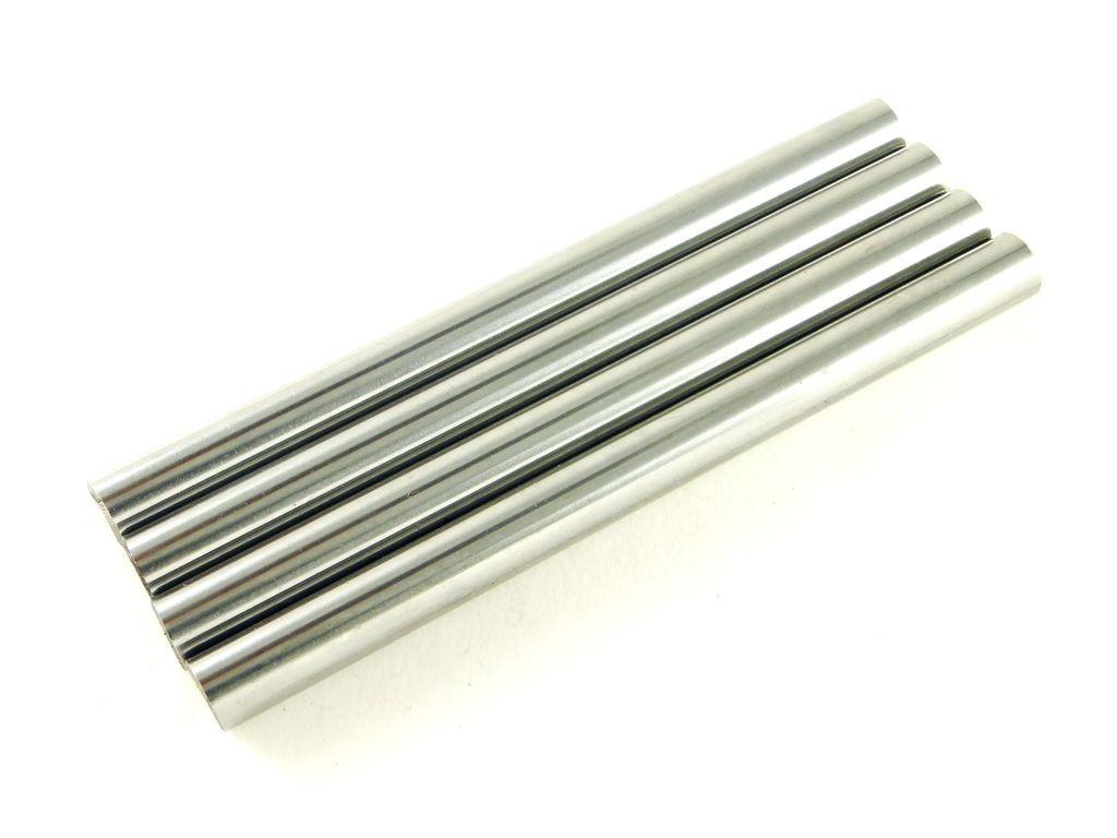 Вал стальной полированный, D = 8мм, L = 100мм