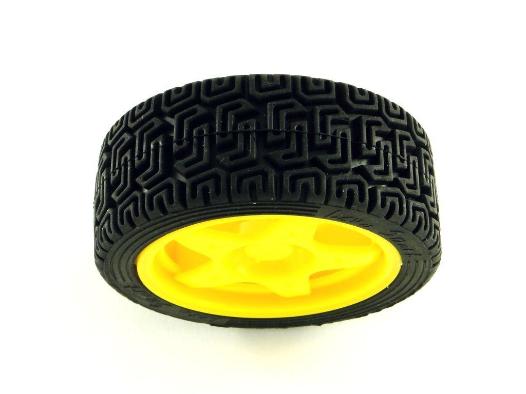 Колесо CH3, диаметр 65мм