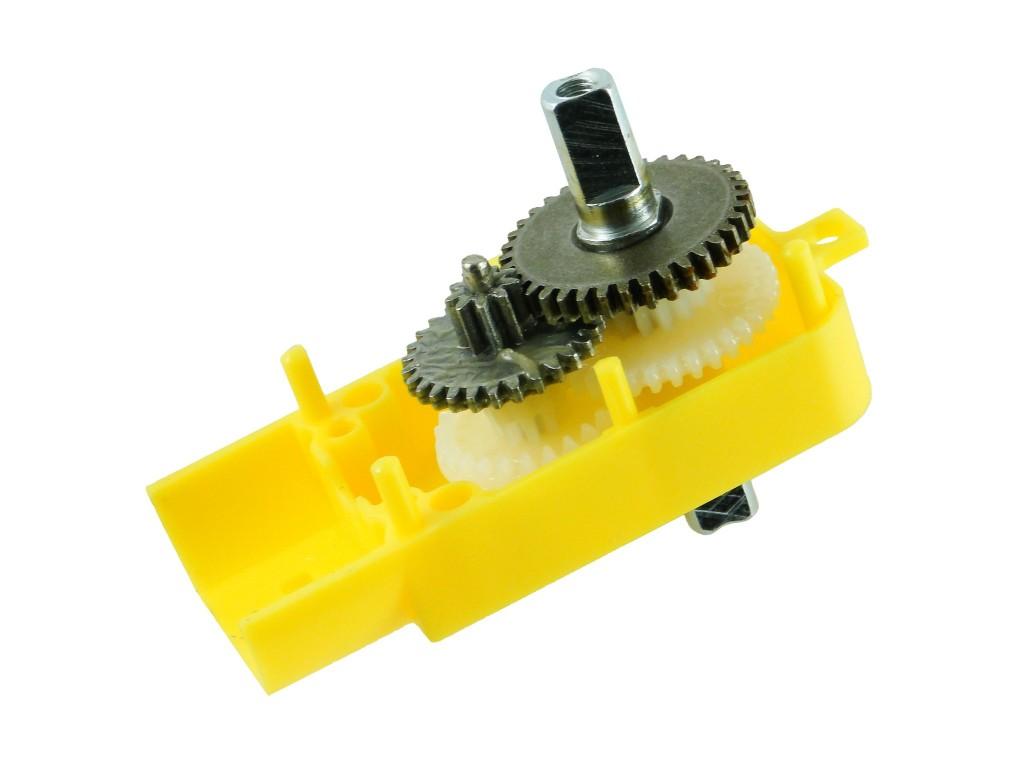 TT-мотор с мет. редуктором 1:48