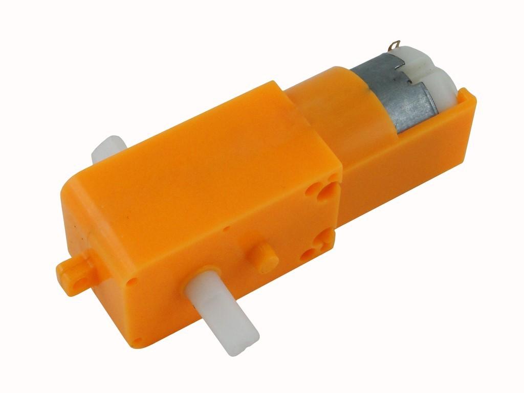 TT-мотор с редуктором 1:120, CH2