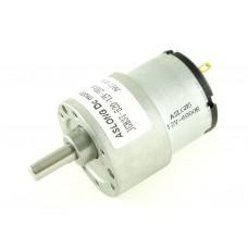 Двигатель с редуктором JGA37-520, 200 об/мин