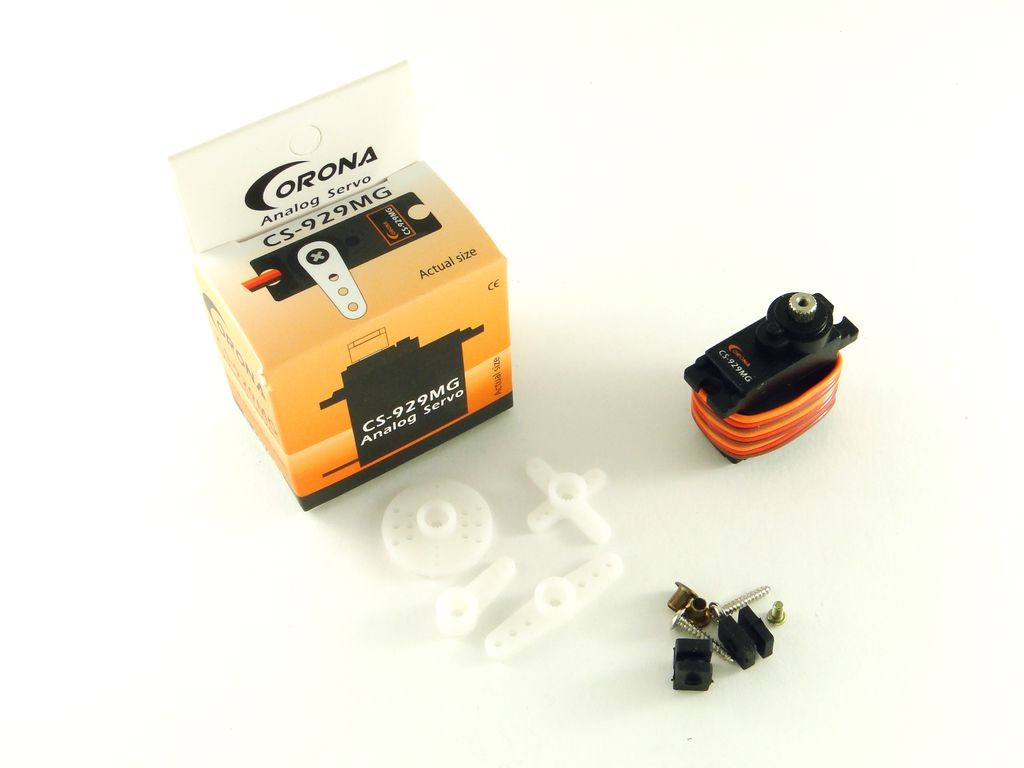 Сервомотор Corona CS-929MG, 2,2кг/см
