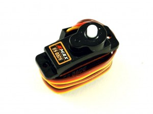 Сервомотор E-MAX 08DE, 1,8кг/см