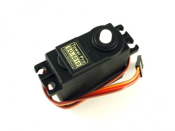 Сервомотор SG5010, 6,5кг/см