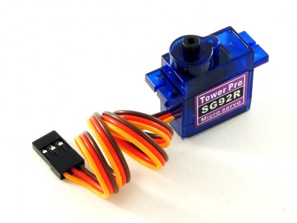 Сервомотор SG92R, 2,5кг/см